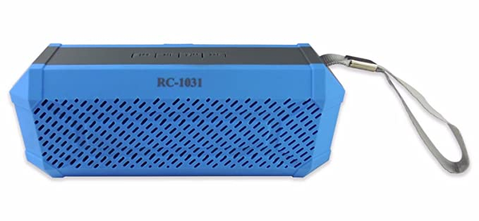 Amazon.com: Bocina Portable Inalámbrica con Bluetooth, FM ...