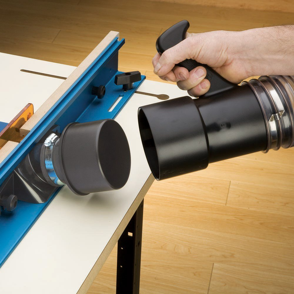 Dust Right® 2.5 in Tool Port by Rockler (Image #3)