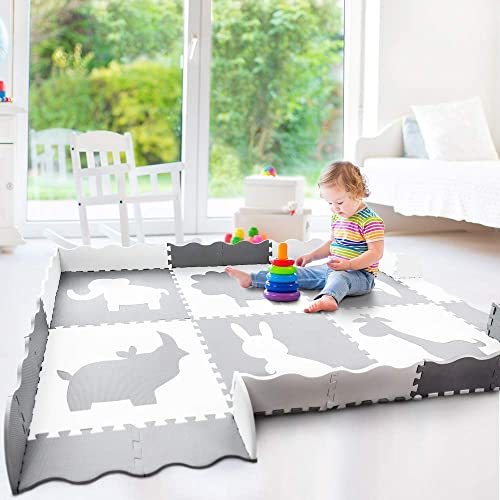 Nursery Rug Amazon: Extra Large Baby Play Mats: Amazon.com