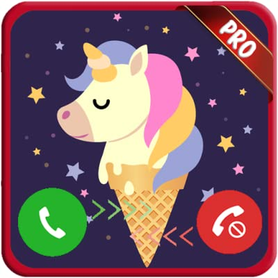 A Real Live Voice Call From A Unicorn Ice Cream Cone - Free Fake Phone Call ID PRO 2019 - PRANK FOR KIDS!