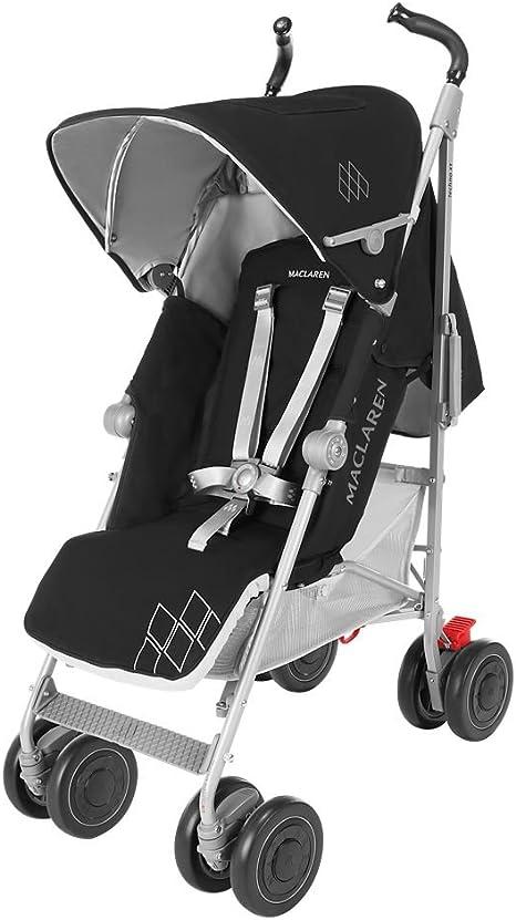 Opinión sobre Maclaren Techno XT Silla de paseo - ligero, para recién nacidos hasta los 25kg, Asiento multiposición, suspensión en las 4 ruedas, Capota extensible con UPF 50+