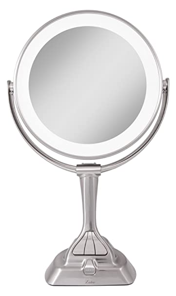 Amazon.com : Zadro LED Light Dimmable Dual-Sided Vanity Mirror ...