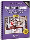 capa de Enfermagem. Cálculo e Administração de Medicamentos
