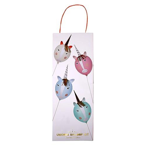 Meri Meri 45-2290 Unicorn Balloon Kit Novelty