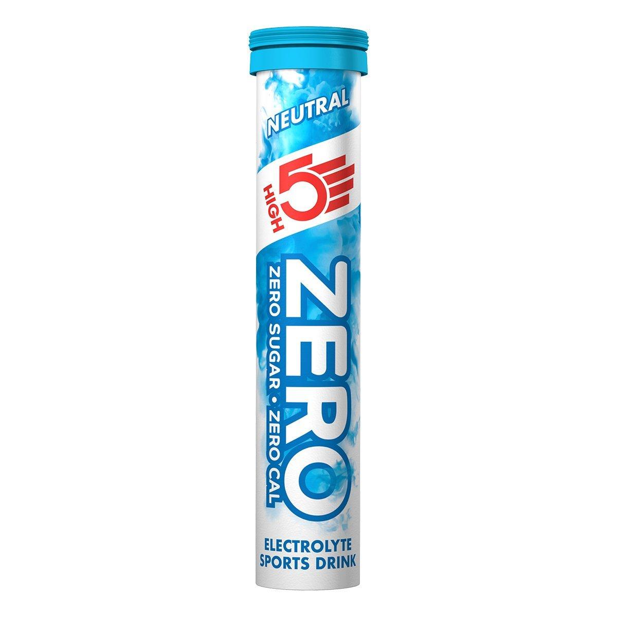 High 5 - Zero - Tabletas de Hidratación - Sabor Cereza/Naranja: Amazon.es: Salud y cuidado personal