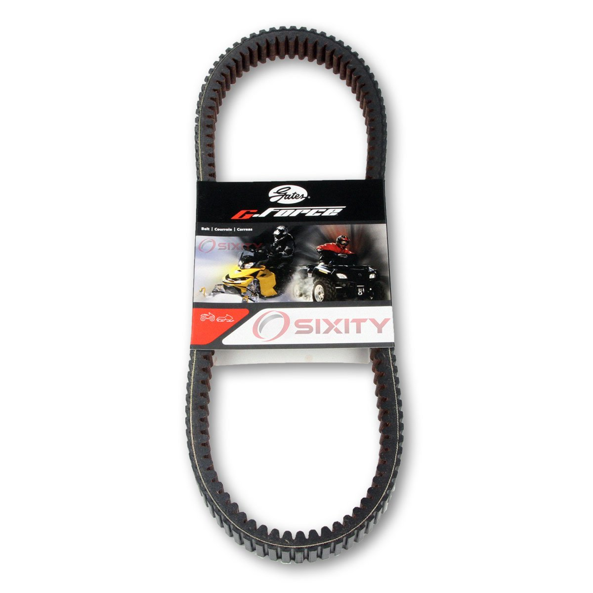 Gates Drive Belt 2015-2016 Polaris Ranger 900 XP EPS Northstar Edition G-Force CVT Heavy Duty OEM Upgrade