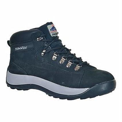 Portwest Steelite - Zapatos de seguridad de media caña en piel ...