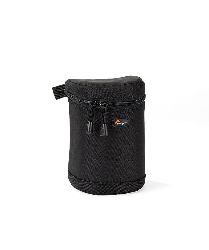 Lowepro LP36303 - Bolsa para Objetivos de cámara (9 x 13cm), Negro
