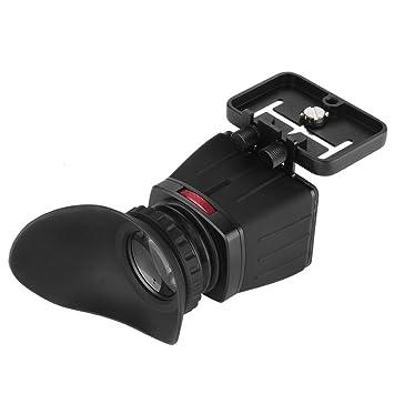 Nueva 3.0X Sevenoak visor de aumento Lupa para Nikon D7000/D3200 ...