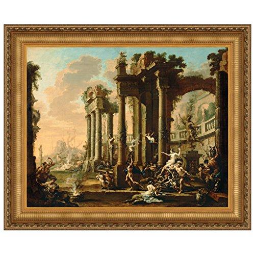 Design Toscano ''The Triumph of Venus, 1730'' Canvas Replica Painting, Medium by Design Toscano