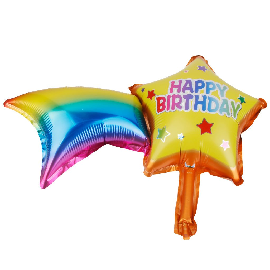 Arc en ciel Multicolore 10pcs Ballon Douche Nouveau-n/é Souvenirs De Bapt/ême Cadeaux de Naissance