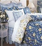 Laura Ashley Emilie Collection Twin Comforter Set