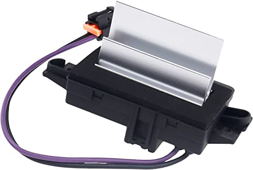 For GM UPDATED DESIGN BLOWER RESISTOR REPLACES 4P1516 MT1805 RU-631 JA1639 BMR34