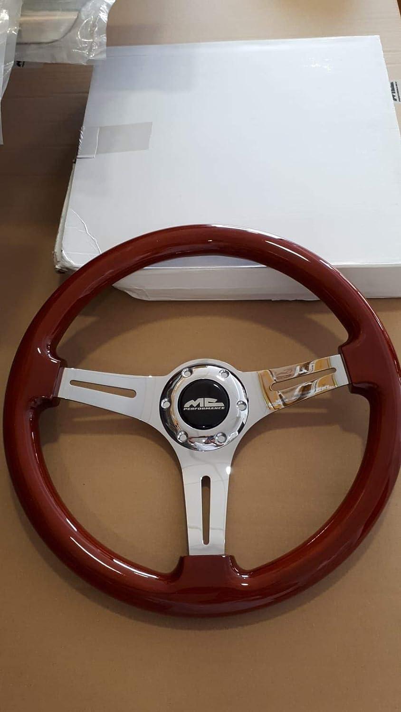 Volante Legno 350/mm Classico MC Performance Auto E30/E28/E21/127/124/1430/MK1/