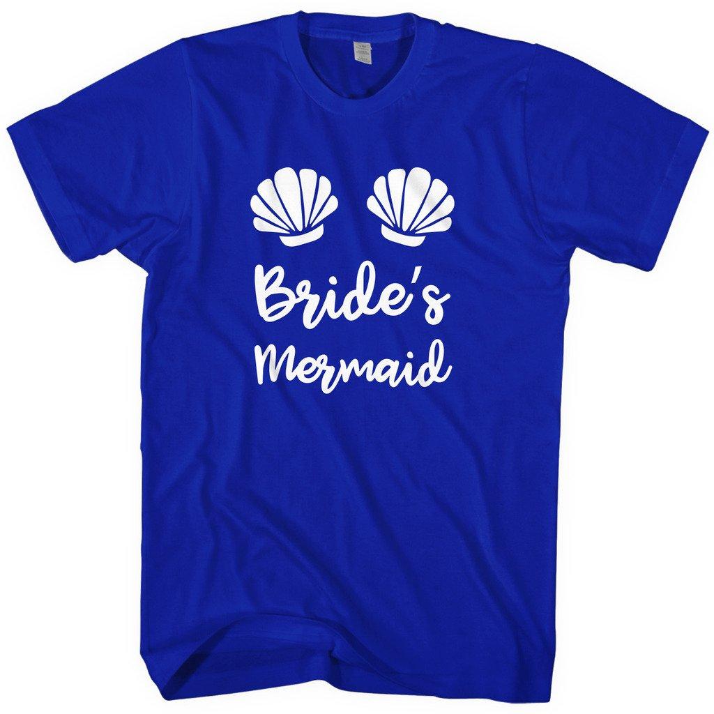 Mixtbrand Bride S Mermaid T Shirt 6770