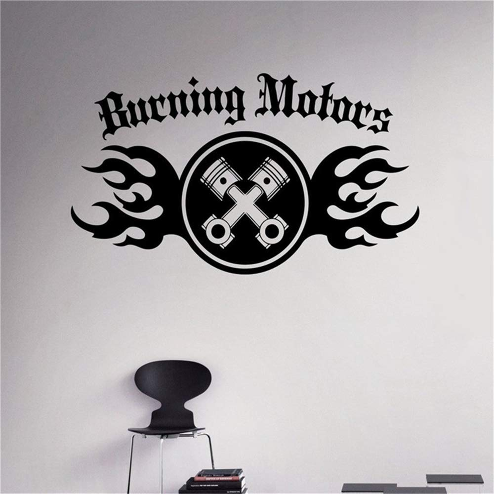 Ajcwhml Tatuajes de Pared de Vinilo Sticker Home Art DC Wall Decor ...