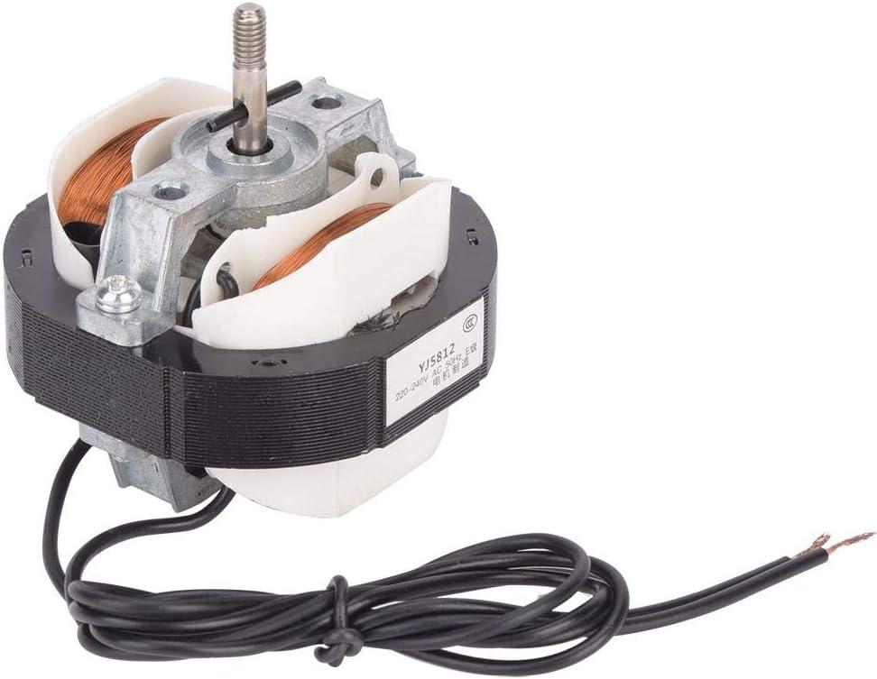 Motor de Montaje de Ventilador de Repuesto de 230 V Ac, Motor Asíncrono de Poste Sombreado de Cobre, Calentador, Secador, Humidificador, Accesorio de Bricolaje Para Calentador de Alta Potencia