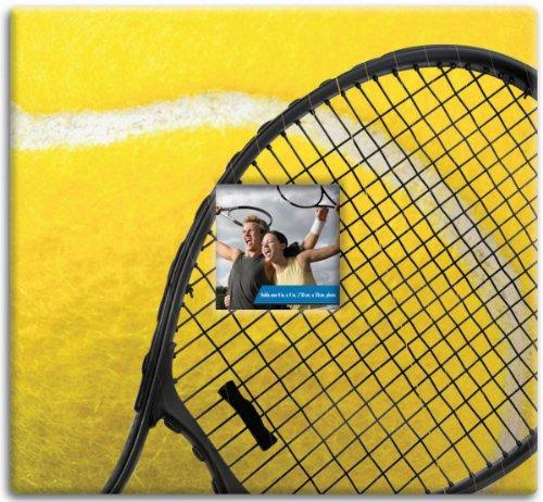 MCS MBI 12 by 12 -inch Page , 13.2 x 12.5 Scrapbook Album, Tennis Theme