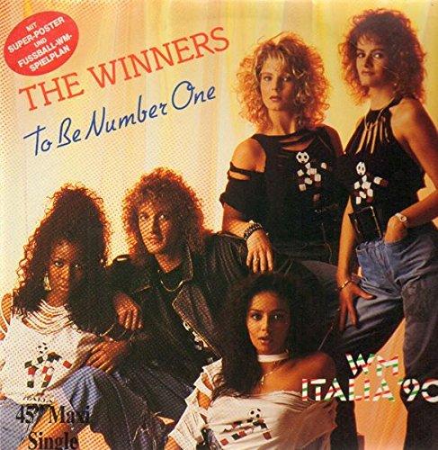 (To be number one (1990) / Vinyl Maxi Single [Vinyl 12''])