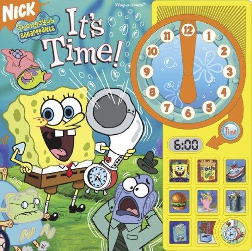 Download Clock Spongebob (Play-A-Sound) PDF