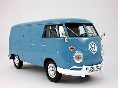 Amazon volkswagen vw t1 delivery bus van 124 scale diecast volkswagen vw t1 delivery bus van 124 scale diecast metal model thecheapjerseys Choice Image