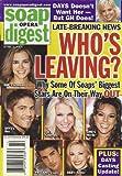 Eva La Rue, Galen Gering, Eric Winter, Jeanne Cooper, Mandy Bruno, Tour of Soap Towns - April 5, 2005 Soap Opera Digest Magazine