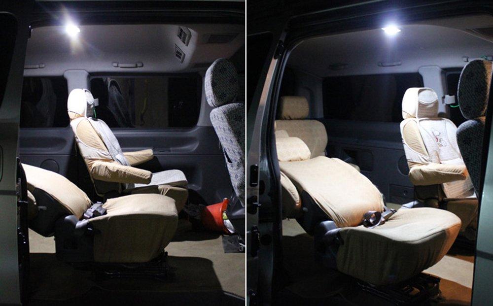 Voiture Int/érieur d/ôme lumi/ère de voiture de stationnement lumi/ère 39/mm 16smd lumi/ère LED