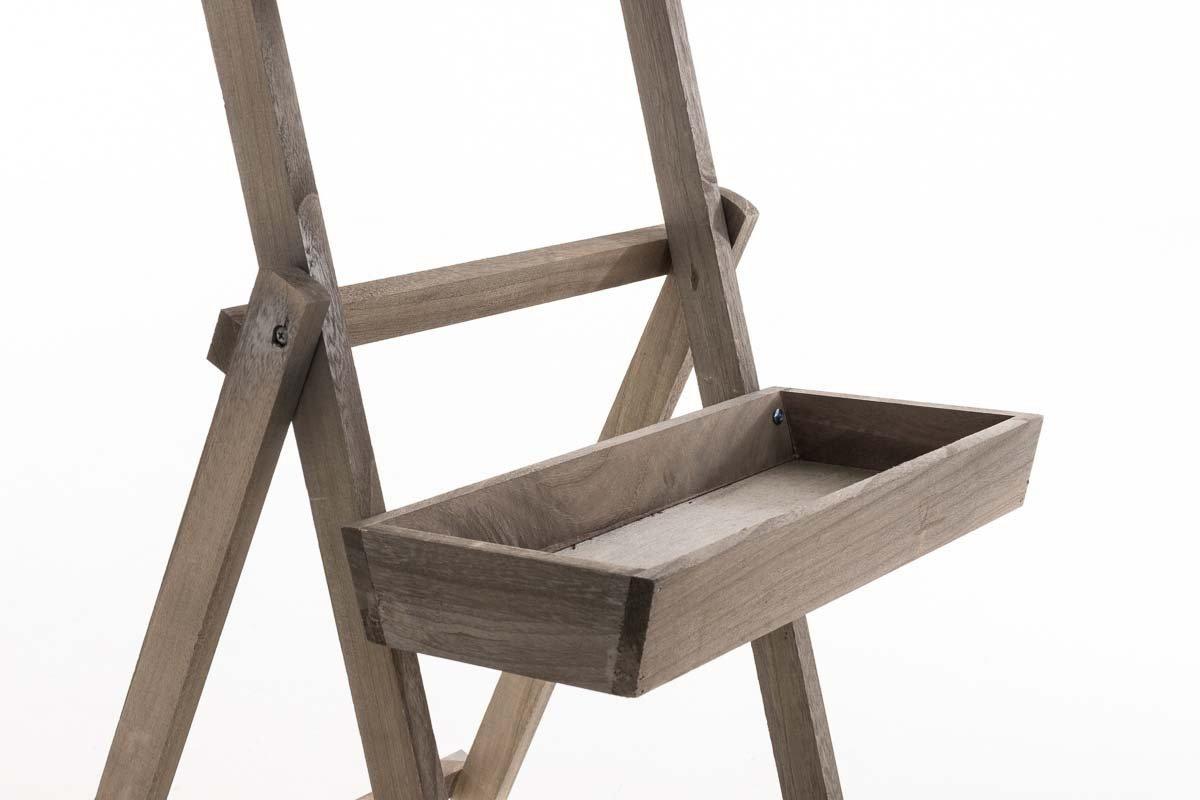 Scaletta In Legno Pieghevole : Clp scaffale a scala rita scaffale pieghevole in legno porta