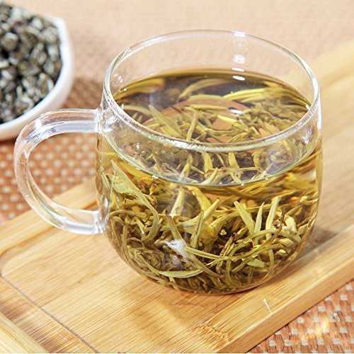 China Tea You drunk tea super Jasmine Tea Luzhou Fuzhou jasmine flower tea pearl canned tea 250g by CHIY-GBC ltd