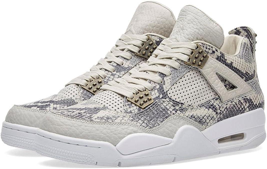 Air Jordan 4 Retro ''Light-Bone'' Premium 819139 030 ... - Amazon.com