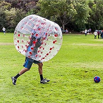 gugutogo-soccer bola Boppers hámster humanos, pelota de fútbol, fútbol, cuerpo abrazadera