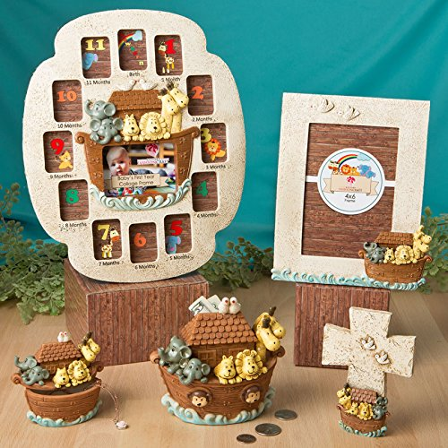 20 Adorable Noah's Ark Bank From Gifts by Fashioncraft