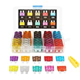 EEFUN CAR Fuse Set 80 PCS Assorted Standard Blade