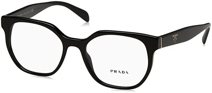 b2e87183e2 Amazon.com  Prada Women s PR 02UV Eyeglasses 52mm  Clothing