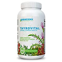 THYROVITAL® Pure Thyroid Support Supplement: Weight Loss, Energy, Focus, Nutrition...