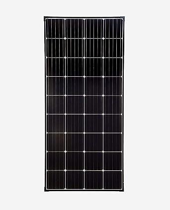 SolarV enjoysolar - Panel solar monocristalino de alta calidad, ideal para caravanas, casas de jardín, barcos (180 W): Amazon.es: Industria, empresas y ciencia