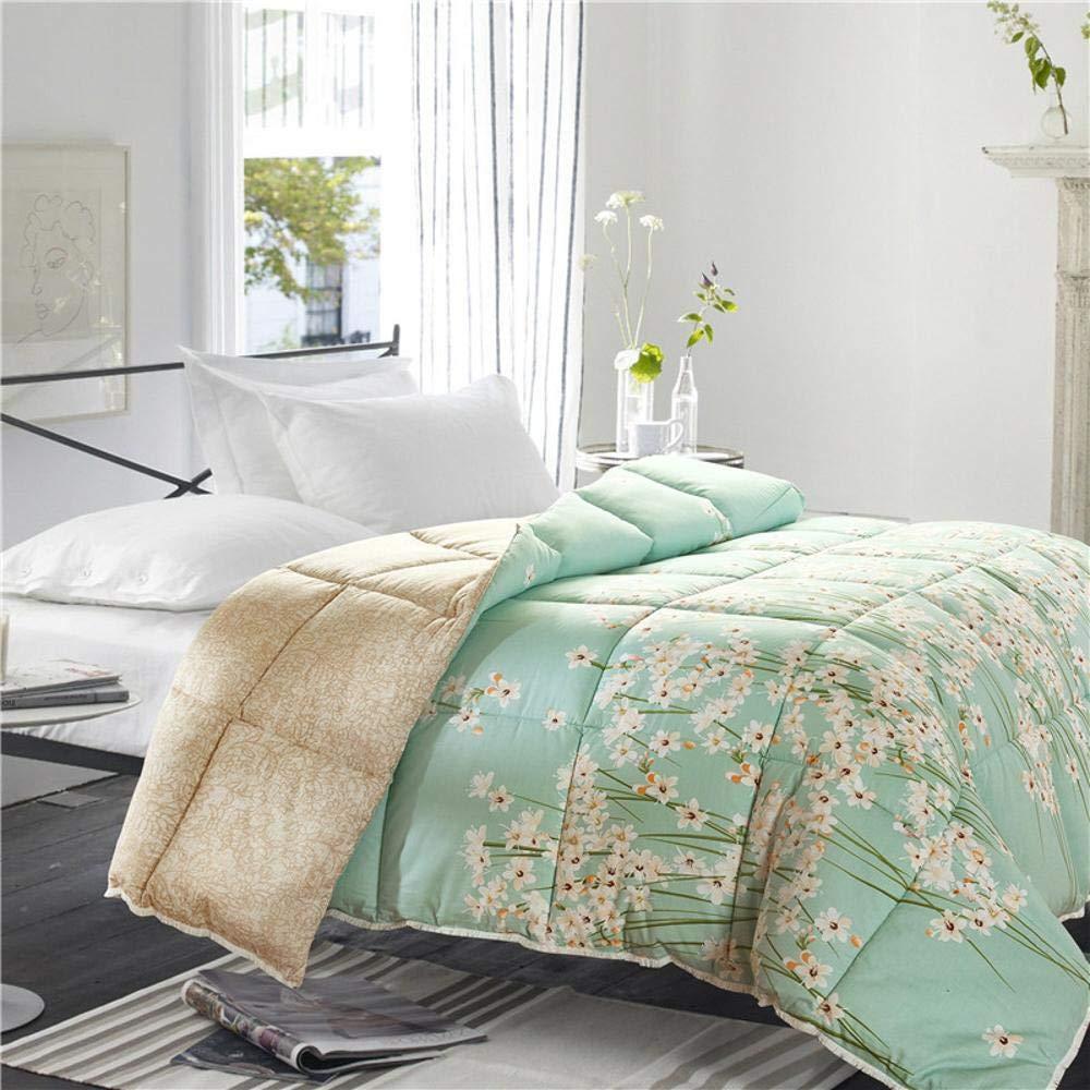 Littlefairy daunendecke,Gesamte Baumwolle ist die Ganze Faser durch die gesamte Plume Silk Drucken durch den Kern