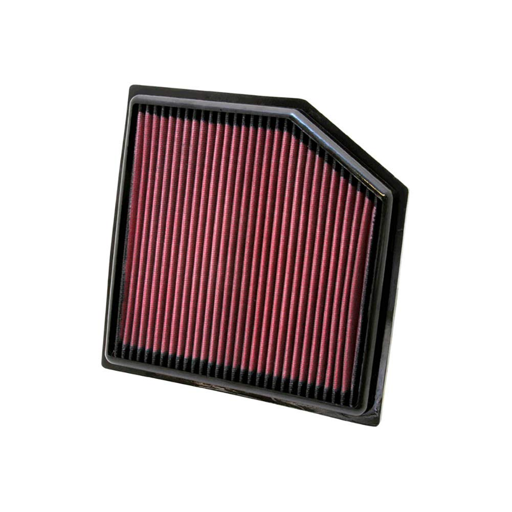 K/&N 33-2453 High Performance Replacement Air Filter for 08-11 Lexus IS F 5.0L
