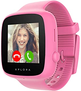 Reloj GPS para niños con localizador y teléfono, Resistencia al ...
