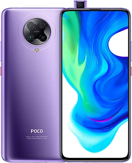 Xiaomi Poco F2 Pro Smartphone 6GB RAM + 128GB ROM (Electric Purple ...