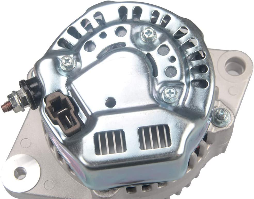 New Alternator Fit for Chevy Mini Denso Street Rod Race 1-Wire SBC 8162 12180SE 87-92