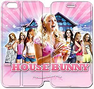Flip Folio Leather Case for iPhone 6 plus 5.5 inch Cell Phone Case The House Bunny HPM4627083