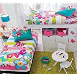 """Special Edition """"Fiori Butterfly"""" Bunkbed Comforter"""