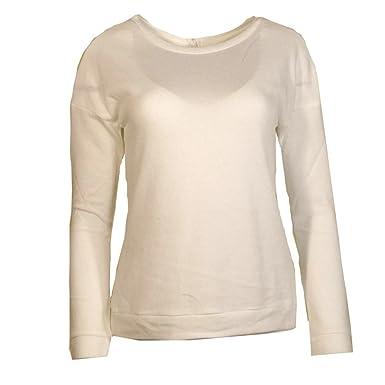 on sale 11bef 700db ONLY Damen Pullover Spitze Pulli Rundhals Spitzenpullover ...