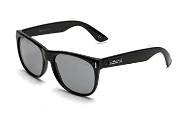 Catania Occhiali Gafas de Sol Polarizadas - Modelo Wayfarer Vintage Classic - Gafas Unisex - (