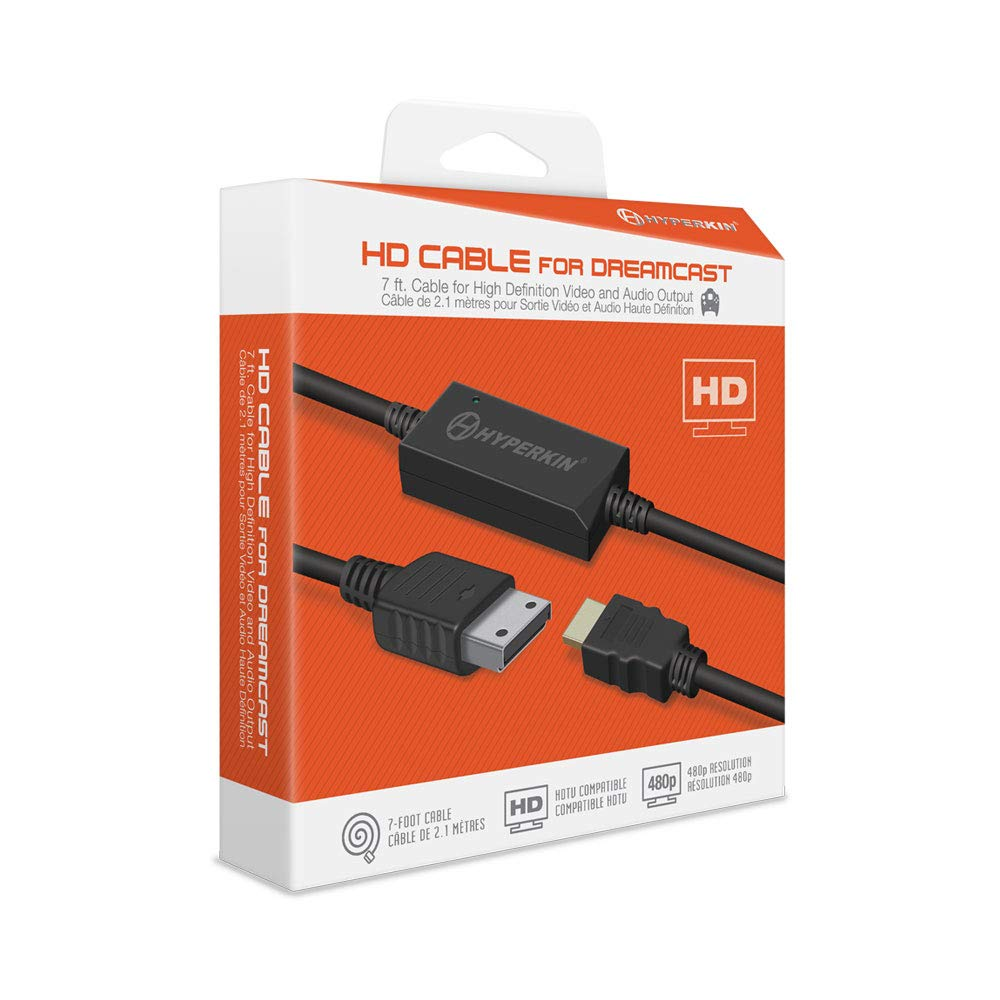 Hyperkin HD Cable for Dreamcast by Hyperkin (Image #1)