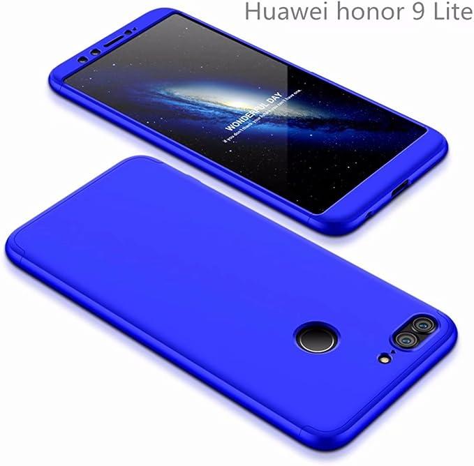 25 opinioni per Custodia Huawei honor 9 lite Case AILZH 360°Copertura protettiva Hard Shell PC