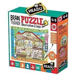 Headu Brain Trainer Puzzle 1