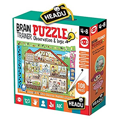 Headu Brain Trainer Puzzle 1