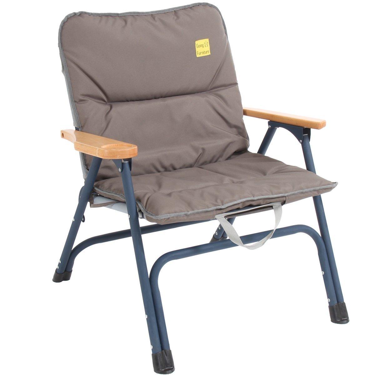 Going Furniture(ゴーイングファニチャー) ワンハンドキャリーソファ ワンシーター 家でも外でも使える 1人用ソファ CS1-441